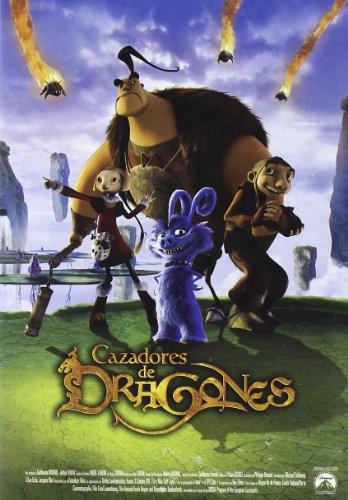 Cazadores de Dragones [DVD]