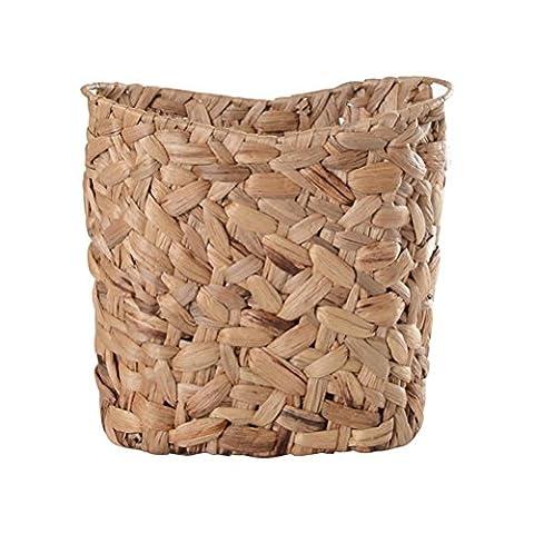 GMM® Blanchisserie Panier Paille Dirty Clothes Basket Maison Simplicité Fait