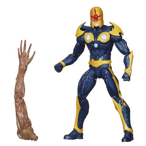 Marvel Legends - Guardians of the Galaxy Marvel's Nova Figure