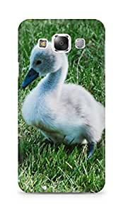 Amez designer printed 3d premium high quality back case cover for Samsung Galaxy E5 (Looking for My Mother)