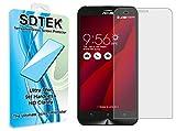 SDTEK Asus Zenfone 2 Laser ZE550KL (5.5 inch) Verre Trempé Protection écran Résistant aux éraflures Glass Screen Protector Vitre Tempered Protecteur