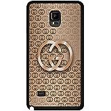 GUCCI Phone Case Gucci Hard Plastic Phone Case GUCCI Samsung Galaxy Note 4 Phone Case