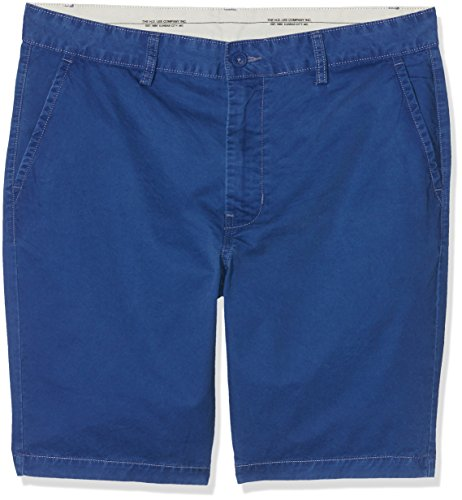 Lee Herren Shorts Chino Short Blau (INDIBLUE 75)