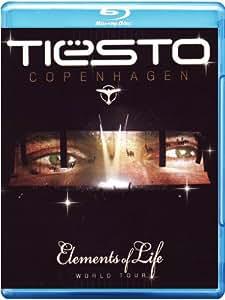 Tiesto - Copenhagen/Elements of Life Wold Tour [Blu-ray]