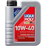 Liqui Moly Touring High Tech 10W-40 API CF, API SM Semi Synthetic Petrol/Diesel Engine Oil (1 L)