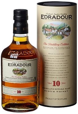 Edradour 10 Jahre Highland Single Malt Whisky (1 x 0.7 l)
