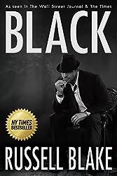 BLACK (Hard-boiled noir detective mystery) (English Edition)