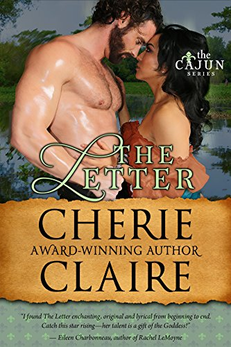 The Letter (The Cajun Series Book 6) (English Edition)