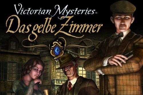 Victorian Mysteries Das Gelbe Zimmer