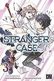Stranger Case   Katase, Chashiba. Auteur