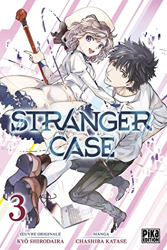 Stranger Case Edition simple Tome 3