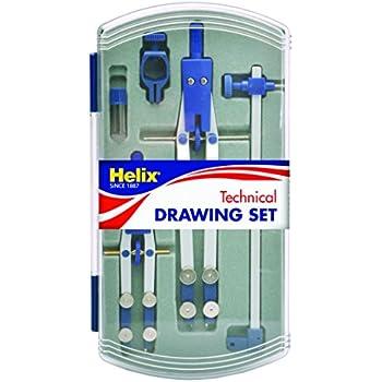 Helix Precision Plus Drawing Set