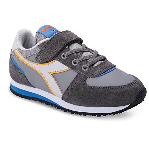 Diadora , Jungen Sneaker 75073 GRIGIO GHIACCIO
