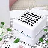 FENSIN Mini climatiseur de Bureau Ventilateur à air Froid réfrigération Portable Petit climatiseur Rechargeable