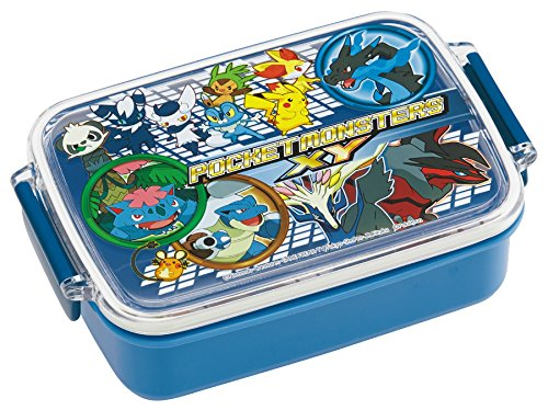 Dishwasher corresponding tight lunch box 450ml Pokemon XY 15 RB3A