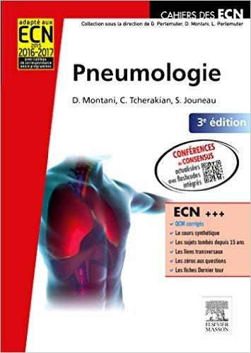 Pneumologie de David Montani,Colas Tcherakian,Stphane Jouneau ( 29 octobre 2014 )