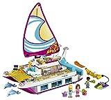 immagine prodotto LEGO 41317 - Friends, Il Catamarano