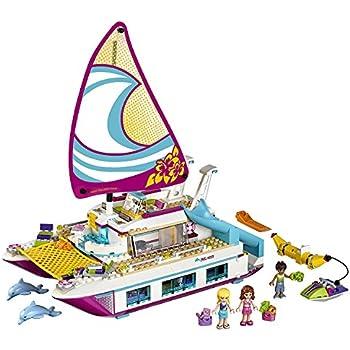 LEGO Friends 41015 Dolphin Cruiser: Amazon.co.uk: Toys & Games