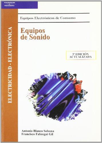 Equipos de sonido por ANTONIO BLANCO SOLSONA