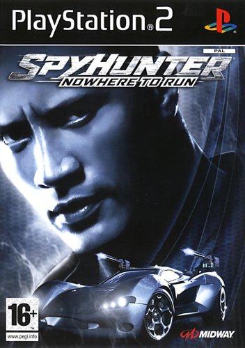 Spyhunter Nowhere to Run [Importación francesa]