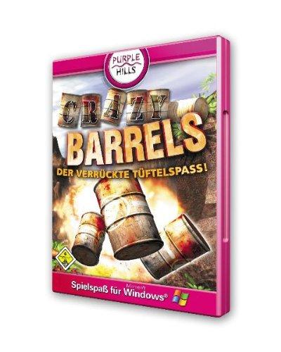 Trampolin Rampe (Crazy Barrels)