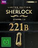 Sherlock - Staffel 1-3 (exklusiv bei Amazon.de) [Blu-ray] [Limited Edition]