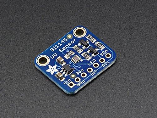 Adafruit si1145Digital UV-Index mit IR- und sichtbares Licht Sensor -