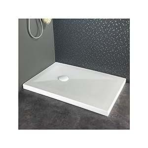 Piatto doccia da installare stile moderno 80 x 120 cm - Acquabella piatto doccia ...