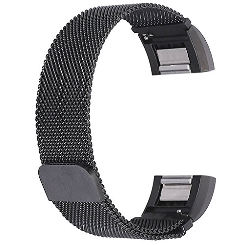 snowcinda-fitbit-charge-2-strap-band-replacementmagnet-lock-milanese-loop-stainless-steel-bracelet-s