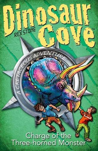 Dinosaur Cove Cretaceous: Charge of the Three-horned Monster