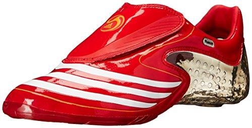 Adidas F50.8 Tunit Ober, lila / gold / schwarz, 8,5 M Red/White/Warning