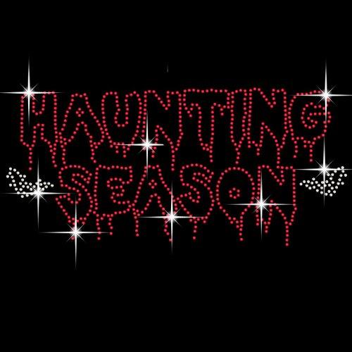 Halloween Spuk Saison (Halloween Strass Transfers)