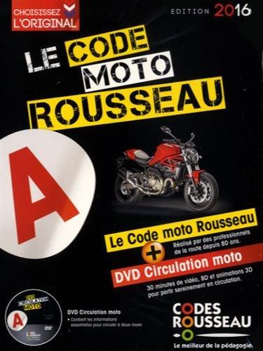 Code Rousseau moto 2016