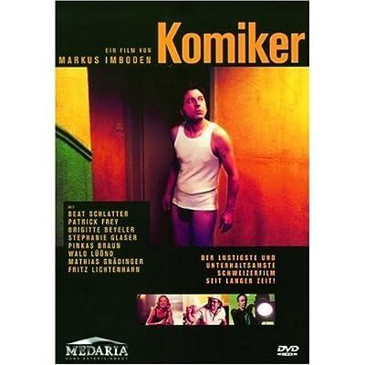 Comedian ( Komiker ) [English subtitles] [DVD] by Beat Schlatter