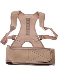 Oramics magnetischer Rücken- Unterstützer für die ideale Rückenhaltung ohne Schmerzen