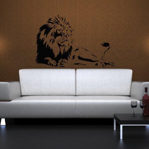 StickerProfis Sticker mural Motif lion
