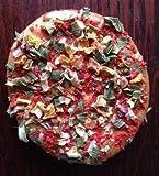 Friandise pizza pour petits animaux - Lapins, lapins de guinée, hamsters, souris, gerbille et rats