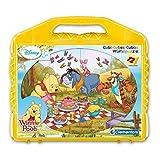 Clementoni - Cubos 12 piezas Winnie The Pooh (41165.8)