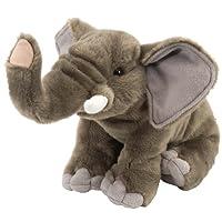 Wild Republic 11498 Elephant Plush Soft, Cuddlekins Cuddly Toys, Gifts for Kids 30cm