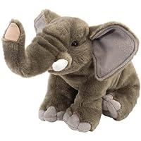 Wild Republic Cuddlekins - Elefante de peluche (30 cm)