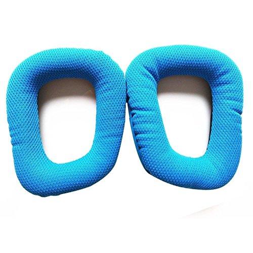 Preisvergleich Produktbild NAMVO Ersatz Ohrpolster Ohrpolster für Logitech G35 G930 G430 F450 Kopfhörer - Blau