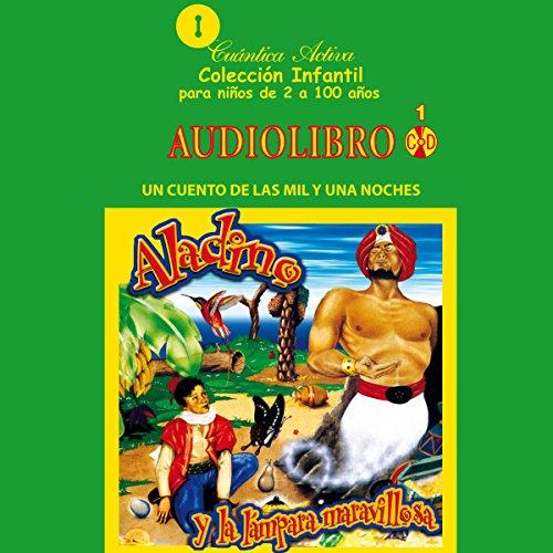 Aladino y la lampara maravillosa  Audiolibri