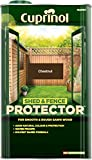 Cuprinol Shed and Fence Protector - All Colours - 5 litres