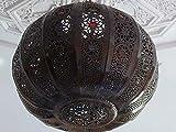 Orientalische Hängelampe 1001 Nacht Marrakesch 40 cm