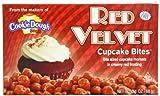 Cookie Dough Bites Peanut Red Velvet Cupcake Box 88 g (Pack of 4)