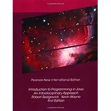 [(Introduction to Programming in Java: An Interdisciplinary Approach )] [Author: Robert Sedgewick] [Jul-2013]