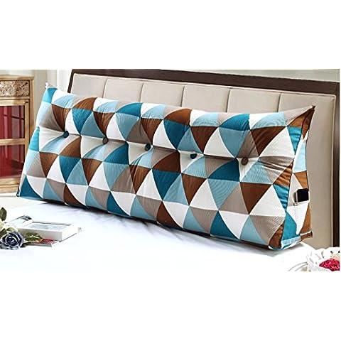 Cuscini del divano cuscino comodino Triangolo Cuscino comodino cuscino dello
