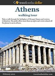 Athens Walking Tour (Walking Tours Book 56) (English Edition)