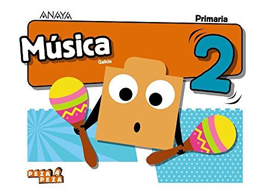 Música 2. (Peza a Peza) por Manuel Rico Verea