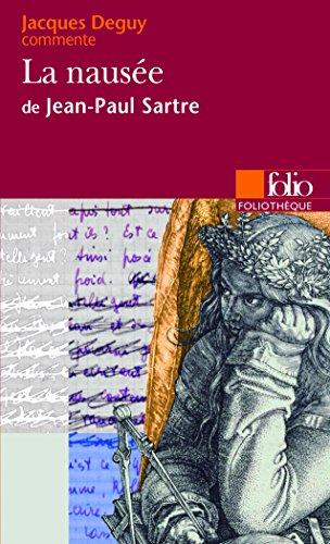 Foliotheque: Sartre: La nausee par Pili Mandelbaum